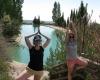 Stage Yoga et Randonnée à Alquezar en Sierra de Guara - 2016