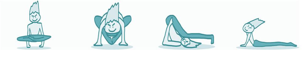 yoga enfants à bordeaux