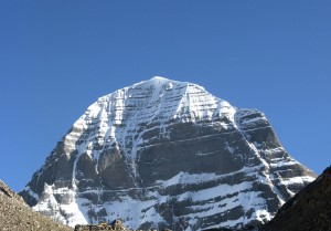 Le mont Kailash, ysananda yoga à bordeaux