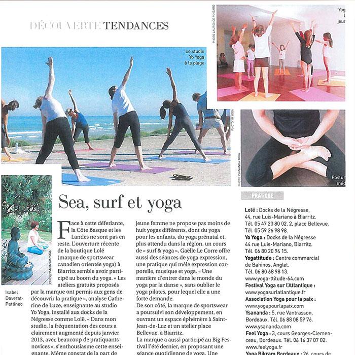 ysananda yoga bordeaux
