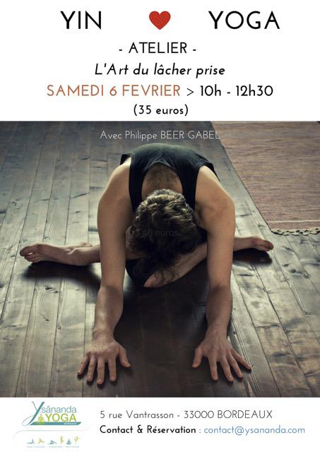 posture yoga lacher prise