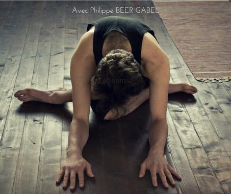 Atelier yin yoga au centre ysananda yoga à bordeaux chartron