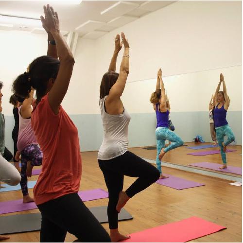 Marie Schang, professeure de hatha yoga au centre ysananda yoga à bordeaux chartrons