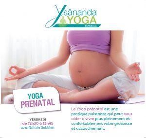 yoga prénatal bordeaux centre
